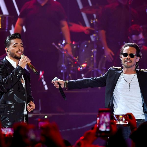 Maluma-Marc-Anthony-Felices-los-4-Performance